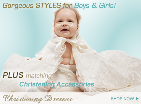 2christening Dresses