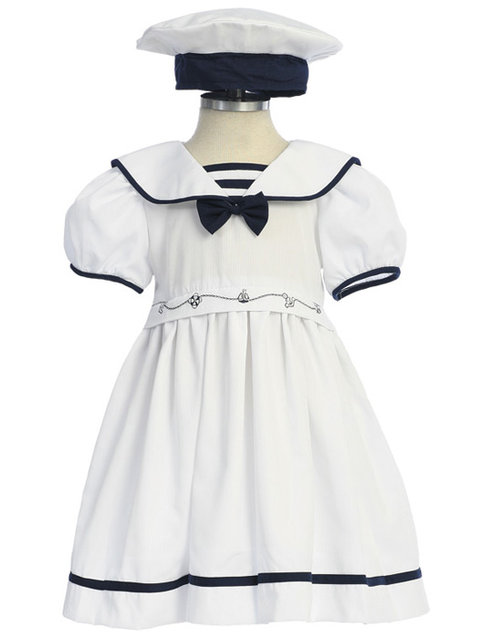Infant Sailor Dress, FG190