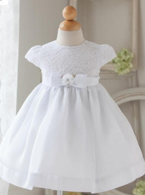 Infant Lace Christening Gown K815