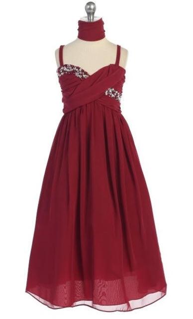 Child Formal Dress J3556