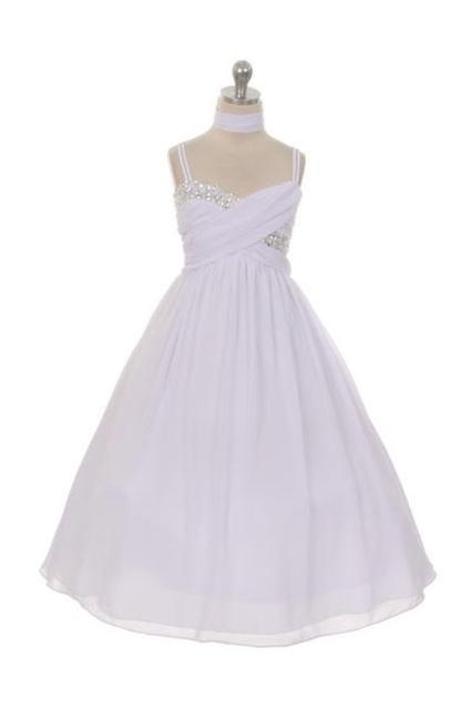 Flower Girl Dress J3556