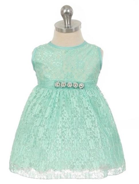 Lace Infant Dres, J3622