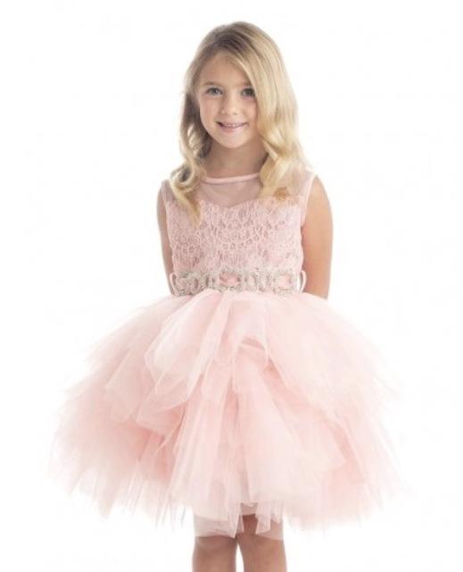 Girls Pageant Dress J3741