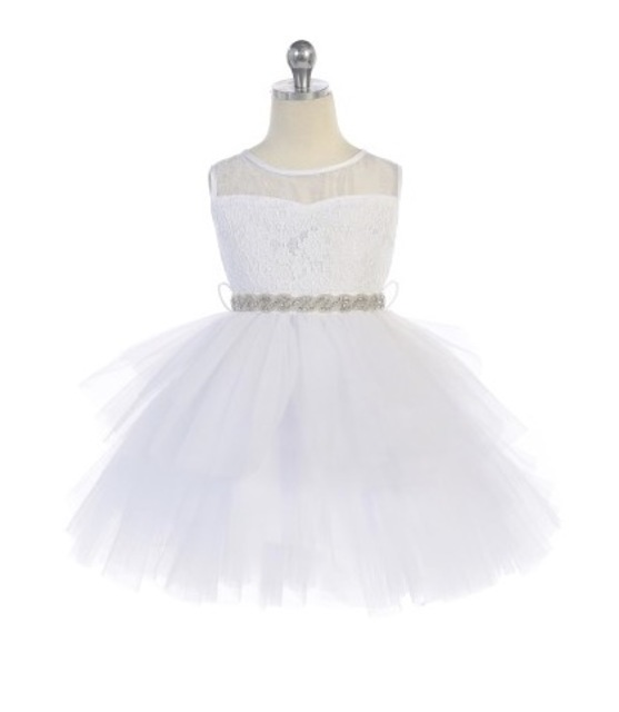 Flowergirl Dress J3741