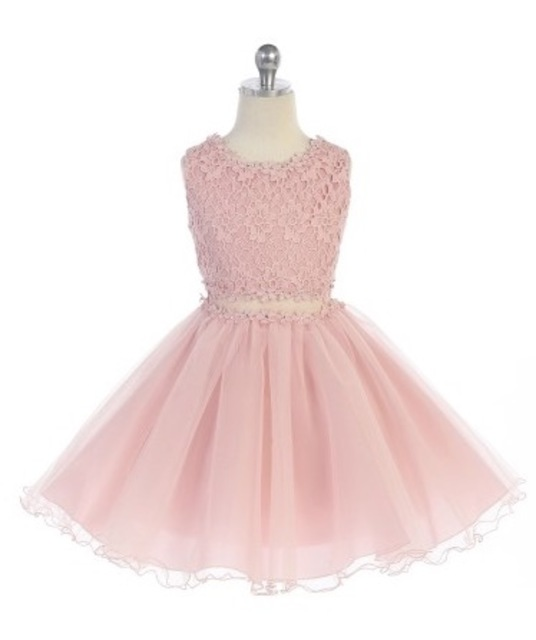 Girls Formal Dress J3755
