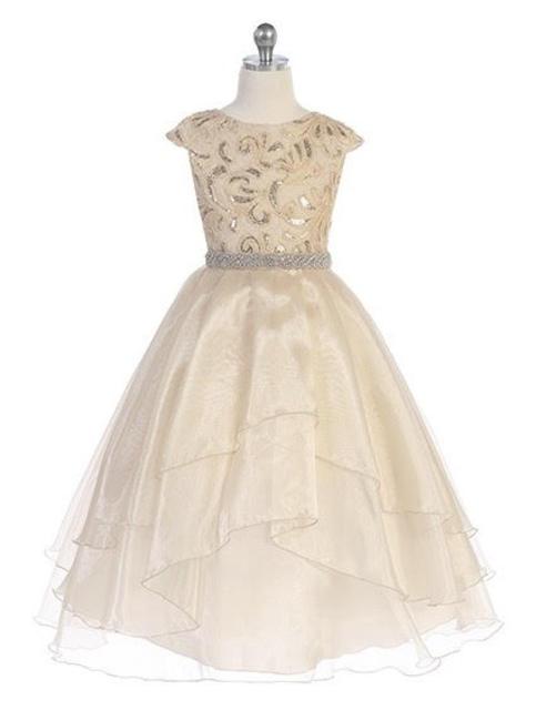 Flowergirl Dress J3811