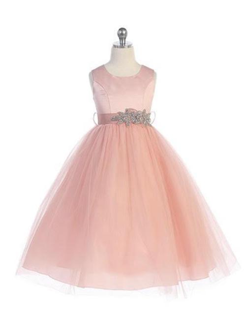 Flowergirl Dress J3838