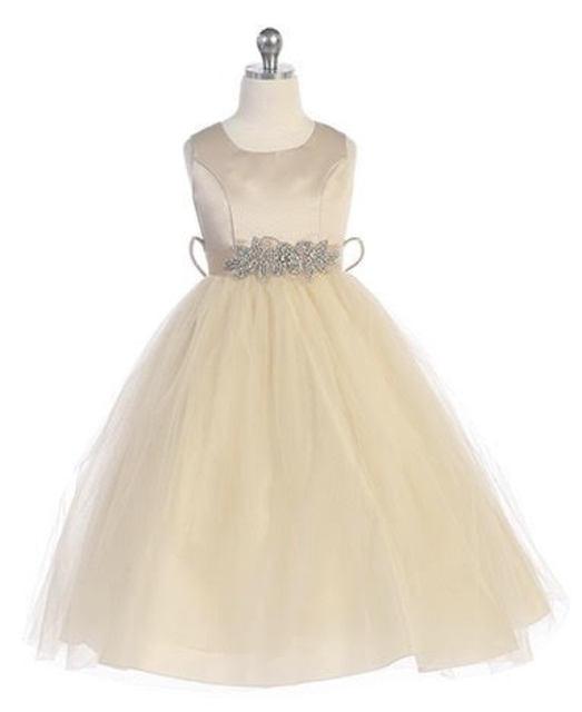 Flower Girl Dress J3838