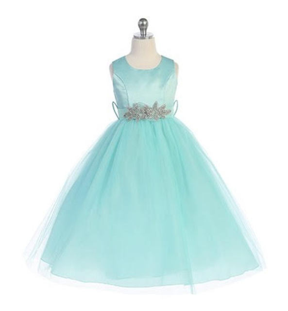 Flowergirl Dress J3838