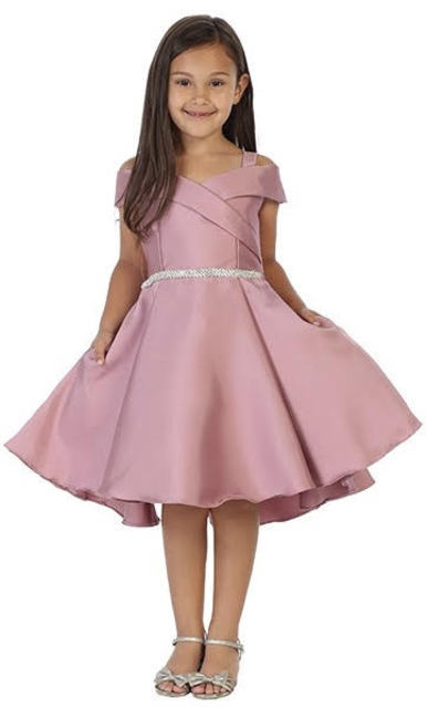 Girls Pageant Dresses J3907