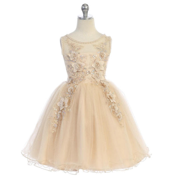 Flower Girl Dress J7025