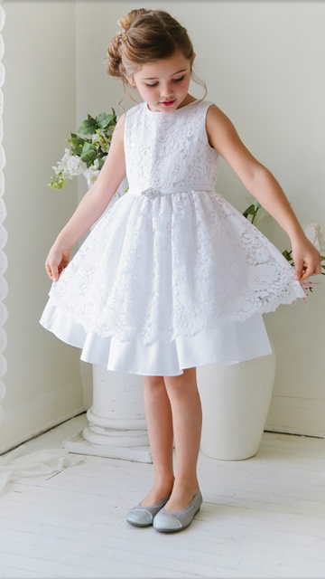 Flower Girl Dress K124