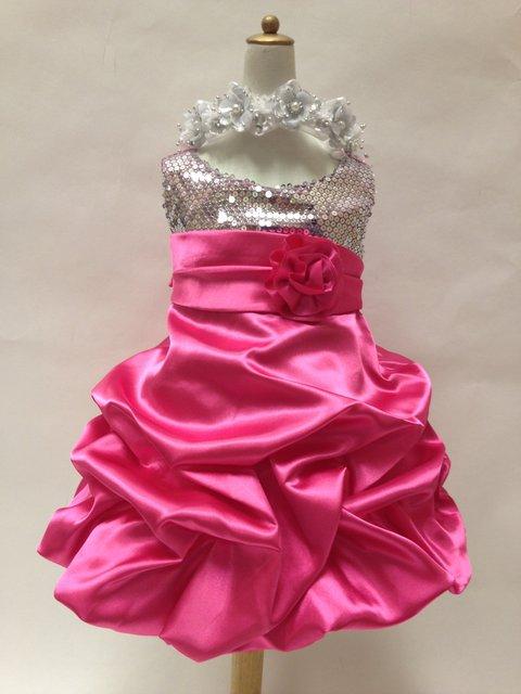 Sequined Pickup Dress, KL280