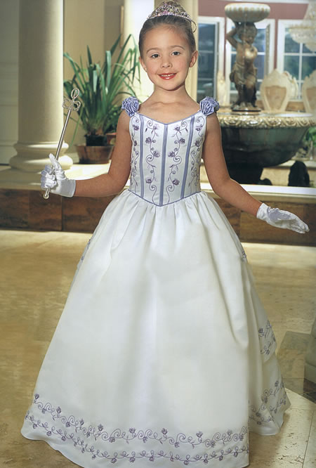 Corset Satin Tiered Formal, MB596
