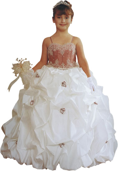 Pickup Princess Child Gown, MB621