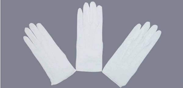 Mens Cotton Gloves