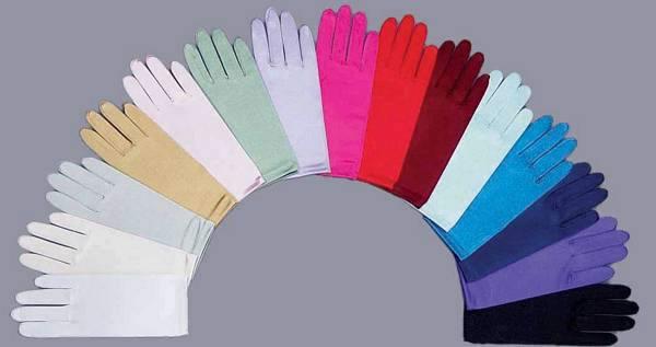 Adult Wrist Length Gloves