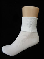 Boys Christening Socks