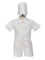 Boys 5 Piece Christening Set, CO1
