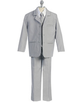 Infant & Boys Grey Suit, CS12