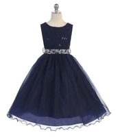 Lace Flower Girl Dress J367