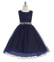 Lace Flower Girl Dress J367
