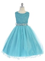 Girls Pageant Dress J367