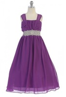Girls Pageant Dress J372