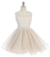 Flowergirl Dress J3755