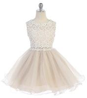 Flowergirl Dress J3755