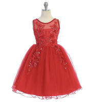 Girls Pageant Dress J7025