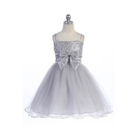 Glitter & Tulle Child Dress, J912