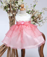 Infant Flowergirl Dress, K224