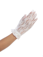 Lace Children Gloves