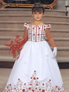 Corset Princess Pageant Gown, MB402