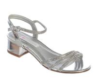 Child Silver Shoe S15