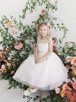 Girls Pageant Dress T5702