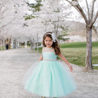 Girls Pageant Dress, T5702
