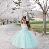 Girls Pageant Dress, T5702