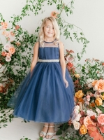 Girls Pageant Dress T5702