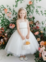 Flowergirl Dress T5702
