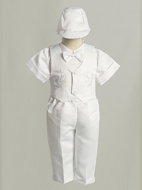 Boys Baptismal Outfit, T3710