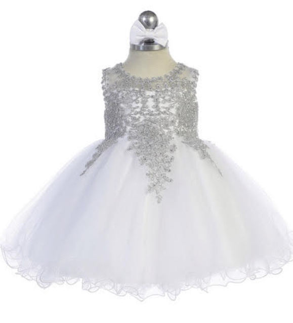 Infant Pageant Dress T559
