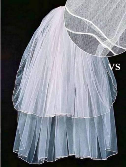 Bridal Veil, Pencil Edge