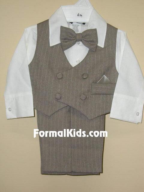 Infant Vest Set V2 Kaki