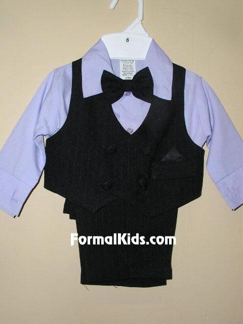 Infant & Toddler Vest Set, V2