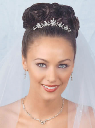 AA Bridal Tiara, TR-2094