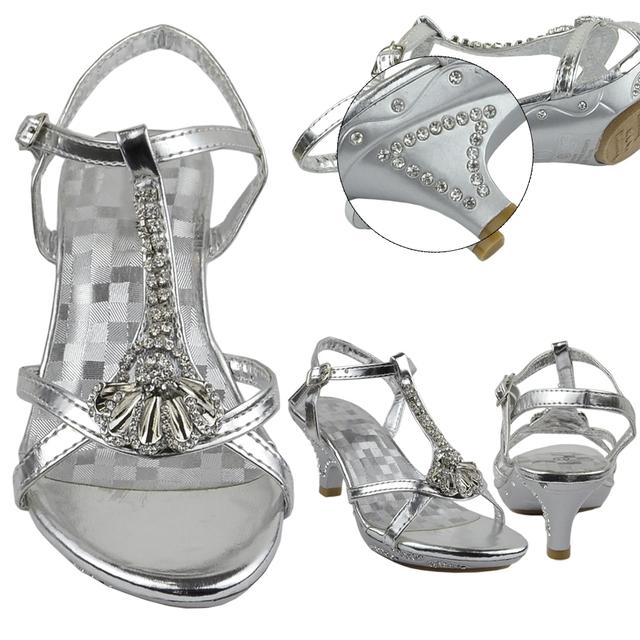 Silver Child Dress Shoe, S121