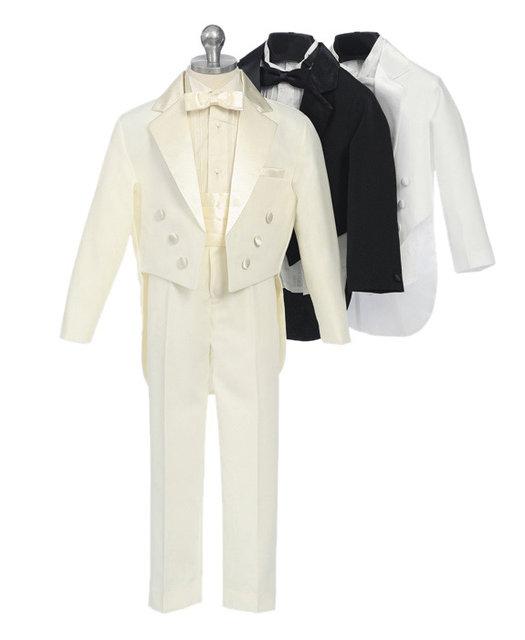 Infant & Children Tuxedo w/Tails, IT2