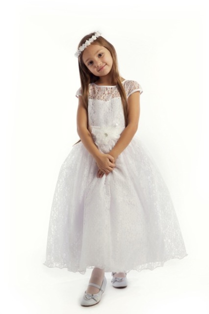 Child Formal Dress, J346